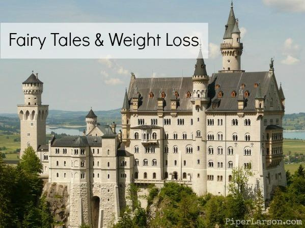 Fairy Tales & Weight Loss